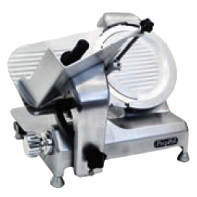 "Atosa PPSL-12HD 12"" Diameter PrepPal Manual Heavy Duty Slicer"
