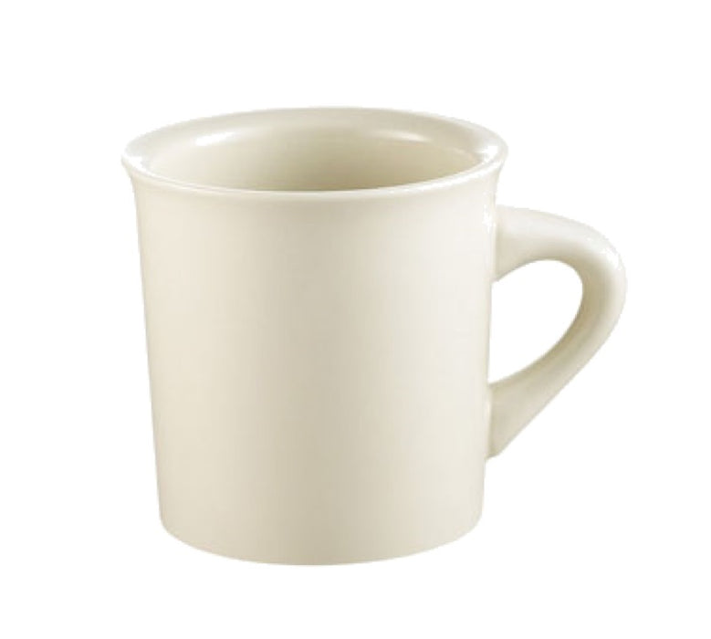 CAC China REC-38 8 Ounce Mug (Case Of 36) - White