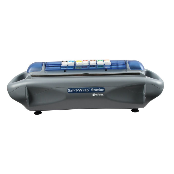 San Jamar SW1218 Saf-T-Wrap Station Dispenser