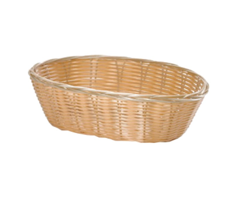 TableCraft 1176W Oval Woven Basket 10