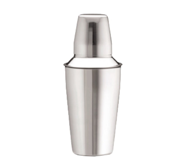 TableCraft 376 16 Ounce Deluxe Cocktail Shaker - Stainless Steel
