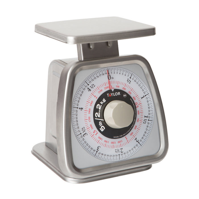 Taylor Precision TS5 Portion Control Analog Scale - Stainless