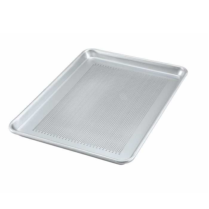 "Winco ALXP-1318P Sheet Pan Half Size 13"" x 18"" Inch Perforated"