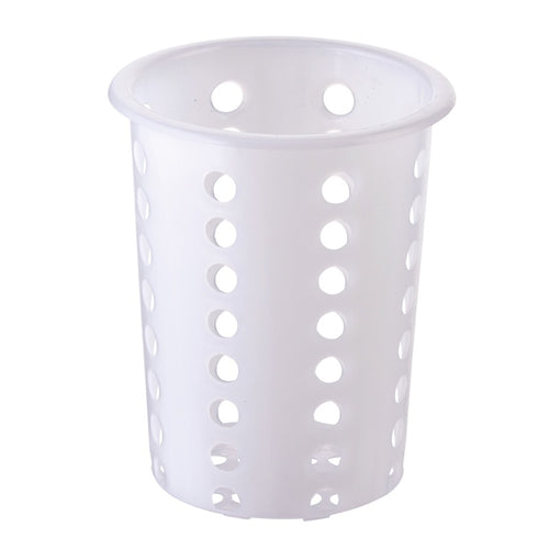 Winco FC-PL Flatware Cylinder Perforated Plastic
