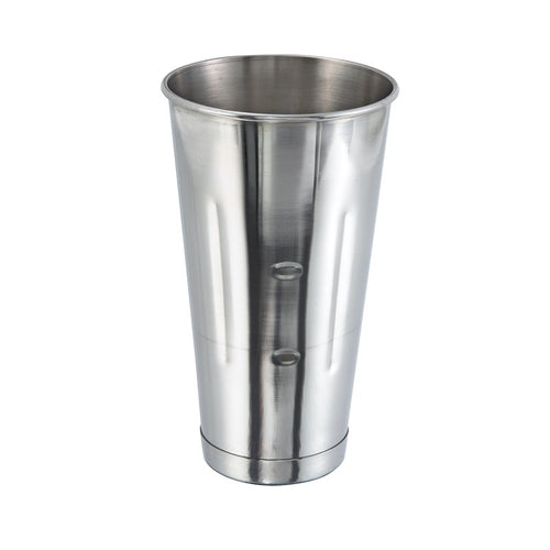 Winco MCP-30 Malt Cup 30 Ounce Stainless Steel