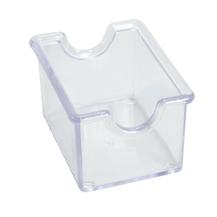 Winco PPH-1C Plastic Sugar Packet Holder Clear