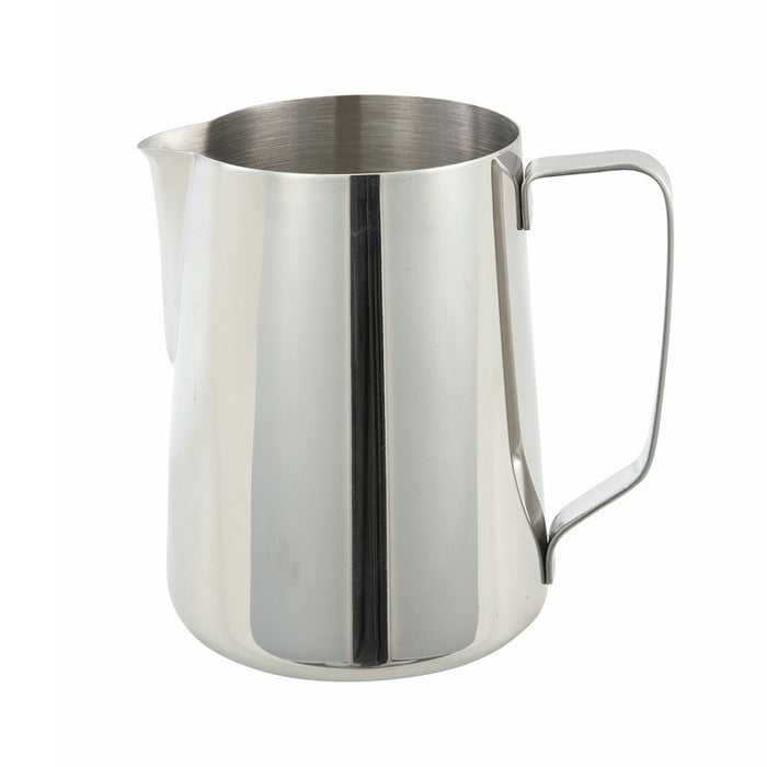 Winco WP-50 Frothing Pitcher 50 Ounce Stainless Steel