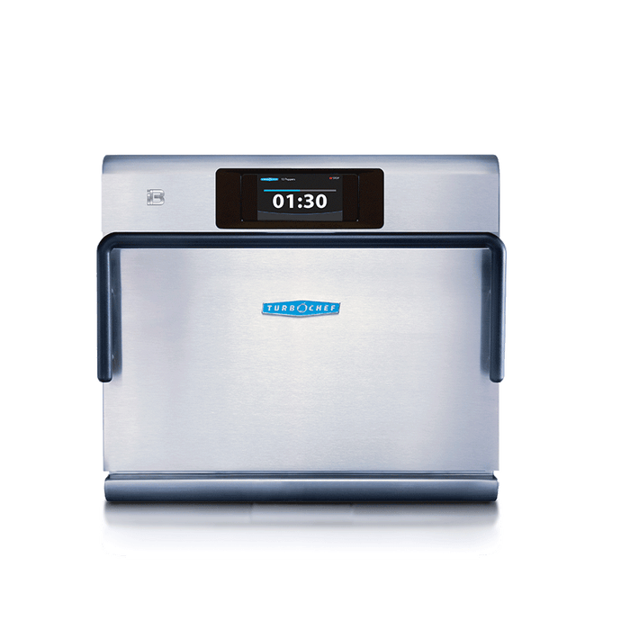 TurboChef I3 Microwave/Impingement Oven, Rapid Cook Oven With Touch Screen