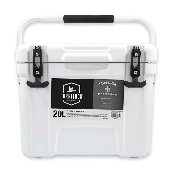 Currituck Heavy Duty Cooler by Camco- Perfect for the Boat, Camping, Fishing, The Beach and More