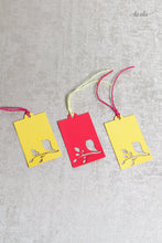 Load image into Gallery viewer, Gift Tag Bird (set of 10)