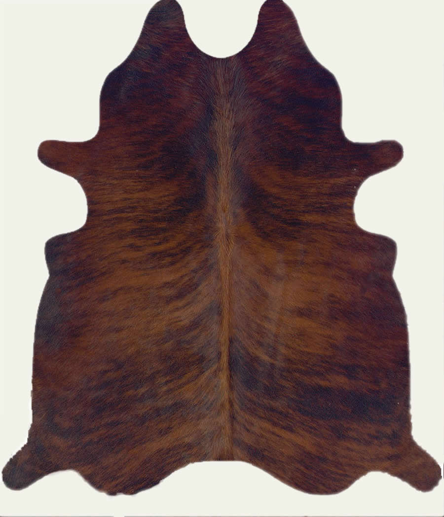 Cowhide Dark Exotic