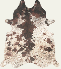 Load image into Gallery viewer, Cowhide Exotic Tricolor