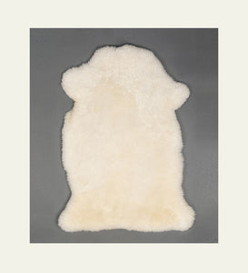 Sheepskin Long Hair Natural