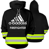 The Call Firefighter 3D Hoodies