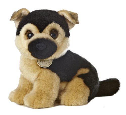 "Aurora World Miyoni Tots German Shepherd Pup 10"" Plush"