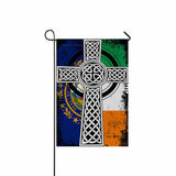 "MASSACHUSETTS 1800X2700  Garden Flag 12"" x 18"""