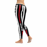 US Nurse  Women's Legging (Made In USA)