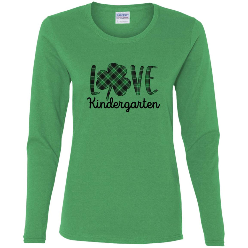 LOVE KINDERGARTEN -Personalized Shirt, Custom T-shirt