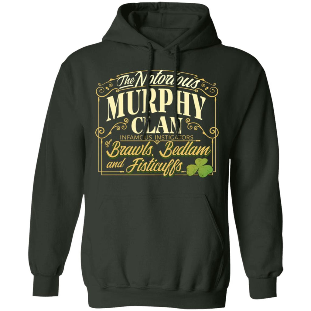 The Notorious Name Clan Personalized Tees Hoodies