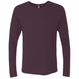 Personalized image NL6071 Next Level Men's Triblend LS Crew