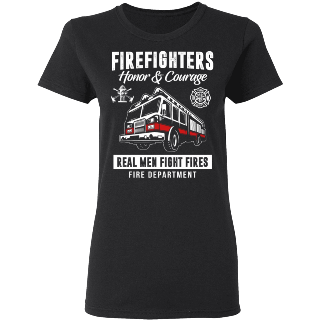 FIREFIGHTERS HONOR & COURAGE