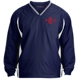 FIREFIGHTER JST62 Sport-Tek Tipped V-Neck Windshirt