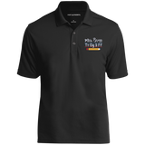 Tt Gg Ii Ff Teacher Name Personalized Embroidered K110 Port Authority Dry Zone UV Micro-Mesh Polo