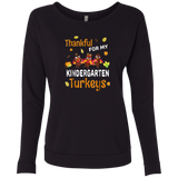 Thankful For My Kindergarten Turkeys TEACHER SHIRT