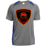 Concord, NH Fire Department YST361 Sport-Tek Youth Colorblock Performance T-Shirt