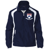UPenn_shield_with_banner.svg JST60 Sport-Tek Jersey-Lined Jacket
