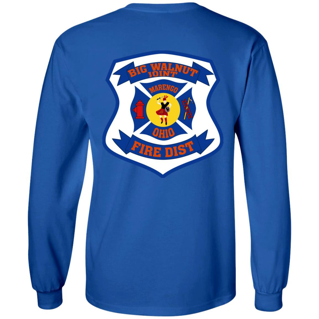 Firefighter Personalized Text & Logo Tees Hoodies