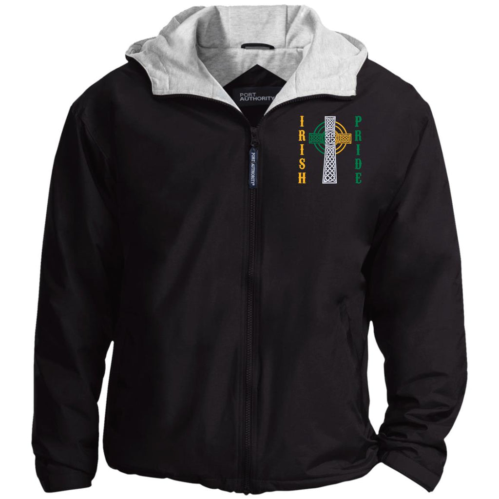 IRISH PRIDE Embroidery JP56 Port Authority Team Jacket