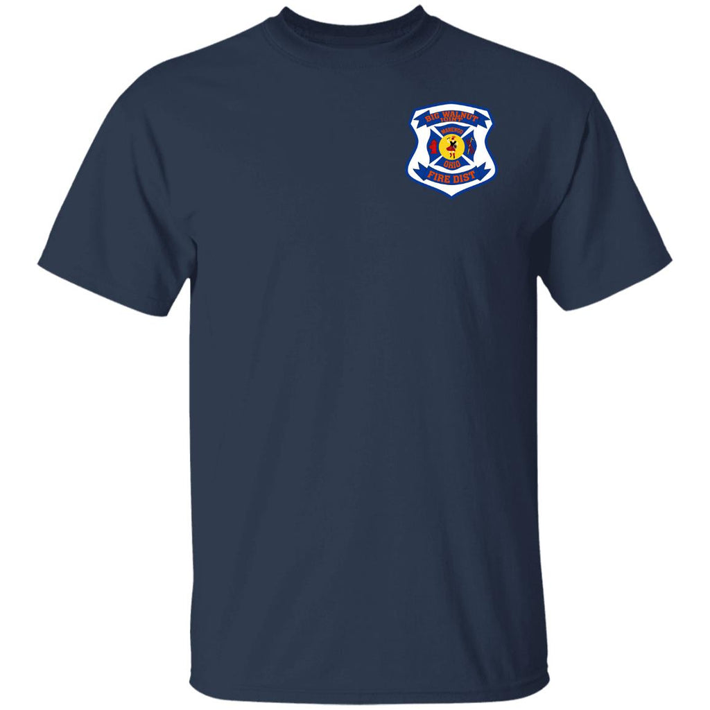 Im A Grumpy Firefighter Personalized Logo Tees Hoodies
