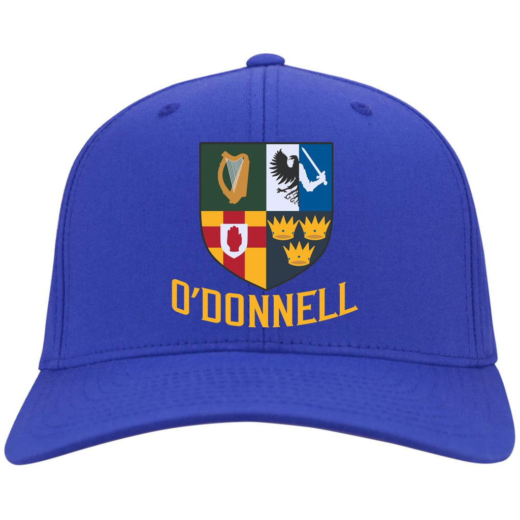 Irish Provinces Personalized Name Embroidery C813 Flex Fit Twill Baseball Cap
