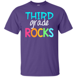 TEAM GRADE ROCKS TEACHER TEAM SHIRT