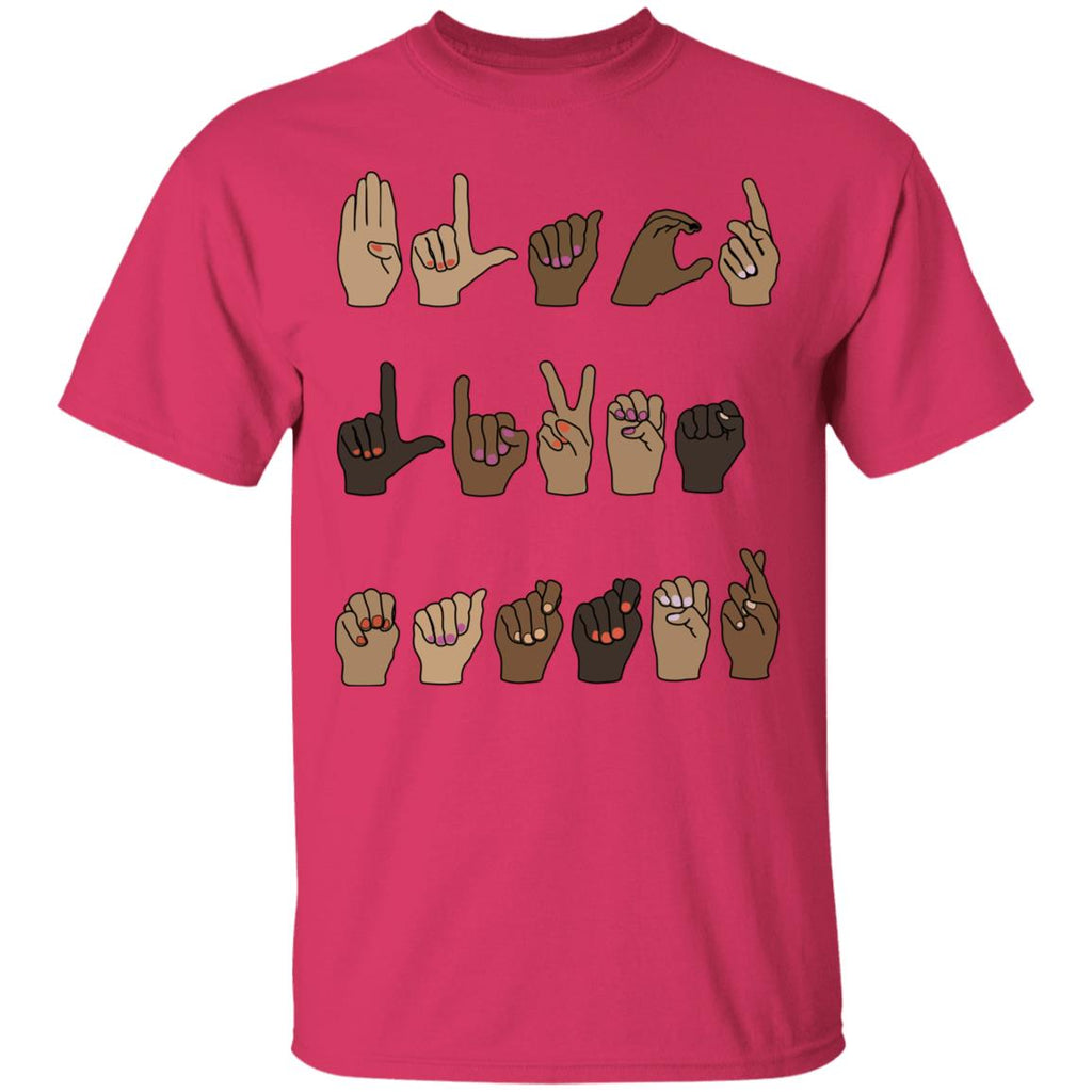 Hands Of Love G500 5.3 oz. T-Shirt