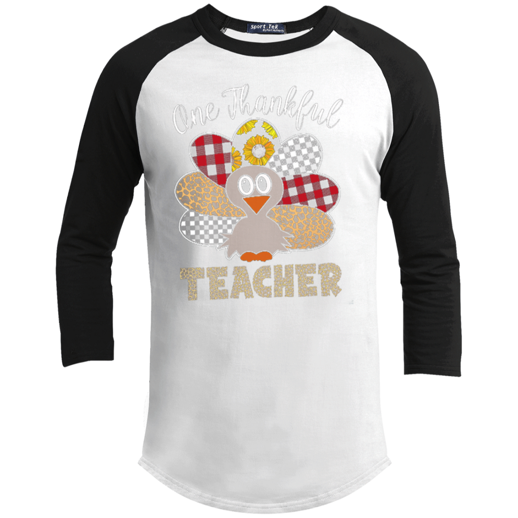 One Thankful Teacher YT200 Sport-Tek Youth Sporty T-Shirt