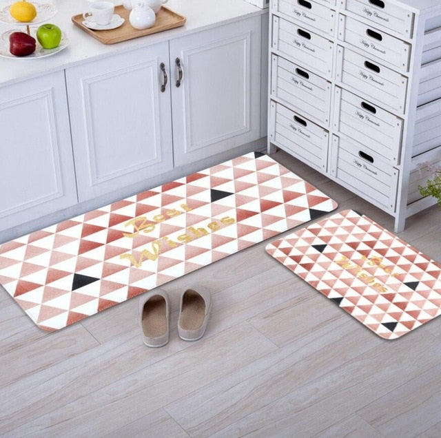 Nordic Pink Series Living Room Bedroom Decor Carpet Area Rugs Bedroom Floor Mat Rectangle Carpets for Living Room Non Slip Mat