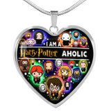 Im A HP AHOLIC Heart Necklace (🇺🇸USA Made)
