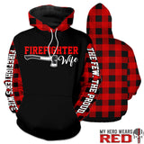 FF Wife Mom Daughter Son The Few The Proud 3D Hoodies