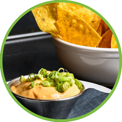 Eastbound Brewing Co - Beer Queso & Chips