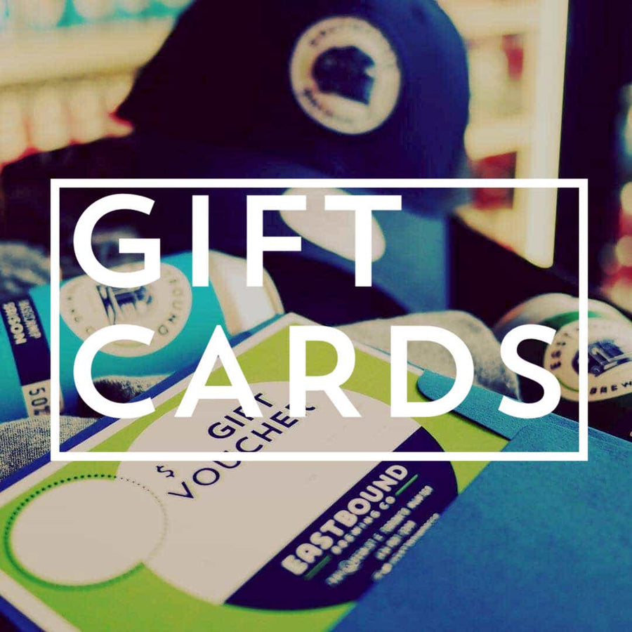 In Person Gift Card - Eastbound Brewing Company