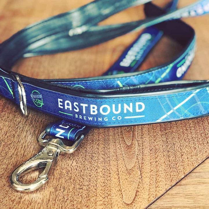 Logo Pet Leash - Eastbound Brewing Company