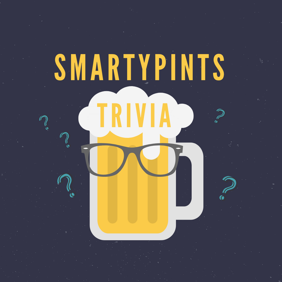 "Smartypints Trivia Registration & Donation - May 22nd - 7:50PM ""Doors"" Open"