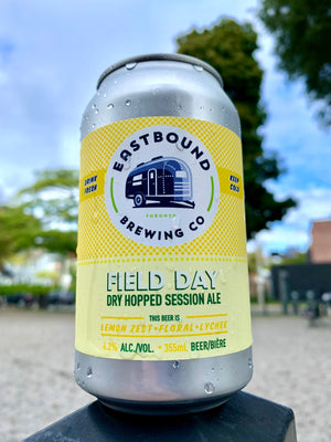 Field Day Dry Hopped Session Ale