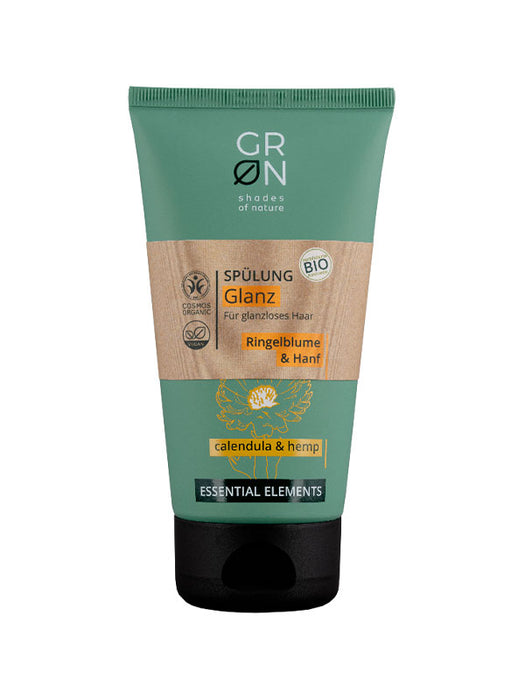 Naturkosmetik Conditioner Calendula & Hemp 150 ml von GRN [GRÜN]