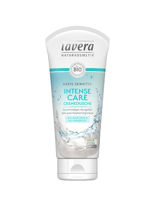 Naturkosmetik Basis Sensitiv Cremedusche Intense Care 200 ml von Lavera