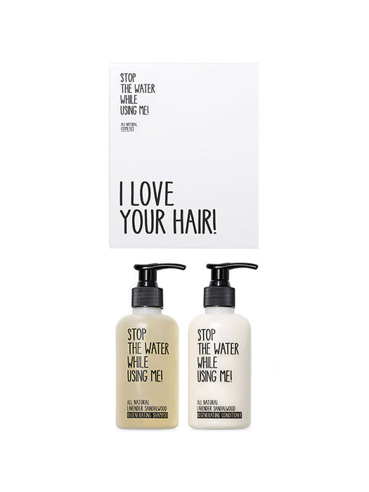 Naturkosmetik Hair Kit  1 Stück von Stop The Water While Using Me!