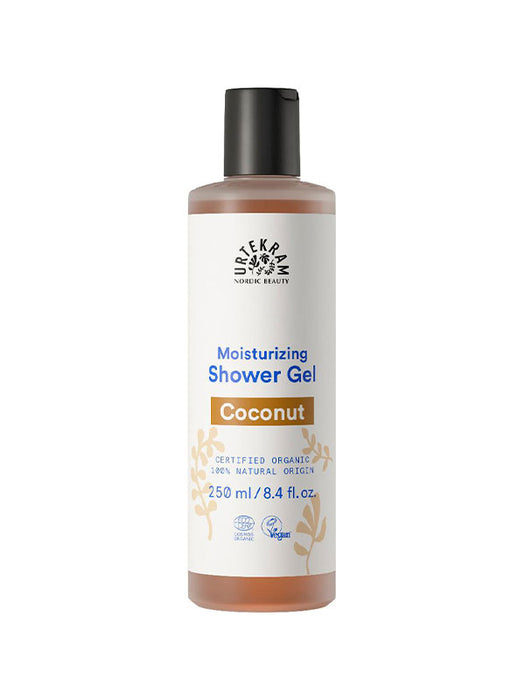 Naturkosmetik Coconut Shower Gel 250 ml von Urtekram