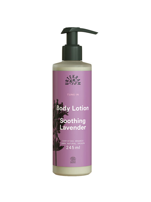 Naturkosmetik Soothing Lavender Body Lotion 245 ml von Urtekram